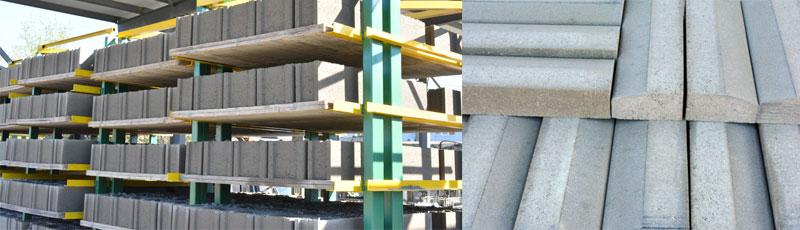 Вибропресови бетонни изделия