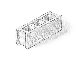 Блок за зидане